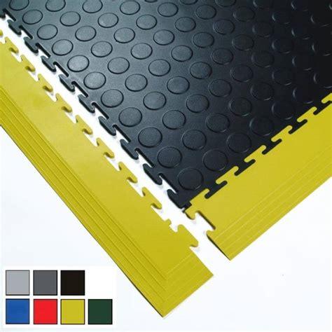 Fußboden Fliesen Für Garage by Pvc Boden Fliesen Bodenbel 228 Ge Industrieboden Vom