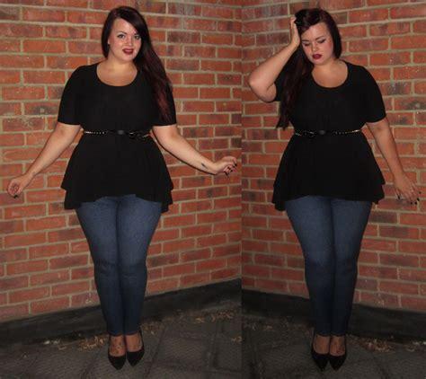 Fuller Figure Fuller Bust Fat Girls Canu2019t Wear Skinny Jeans