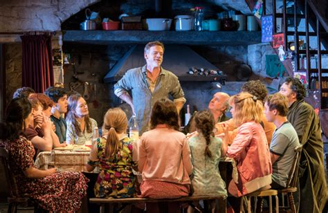 The Stage - News - The Ferryman triumphs at the London ...