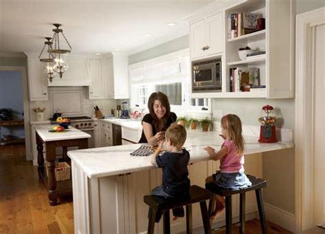 peninsula island kitchen traditional kitchen design with medium breakfast bar