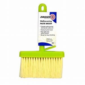 Linzer 5 in. Flat Stain Block Brush