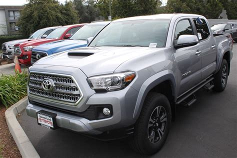 New 2017 Toyota Tacoma Trd Sport Double Cab In San Jose