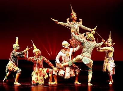 Thailand Asean Thai Cambodia Thainess Dance Tourism