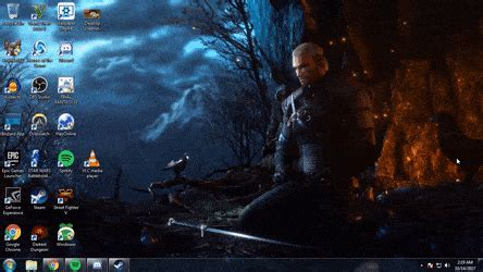 Anime Wallpaper Engine Gif by Wallpaper Engine Gifs Search Find Make Gfycat Gifs