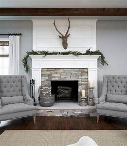 Every, Style, Of, Latest, Indoor, Fireplace, Design, Ideas