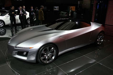 Acura Advanced Sports Car Concept Wallpapers Car