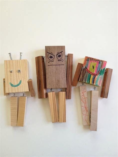 preschool wood crafts images  pinterest