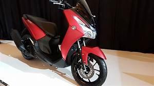 Harga Yamaha Lexi 125 Vva Bluecore Beda Tipis Dari Honda