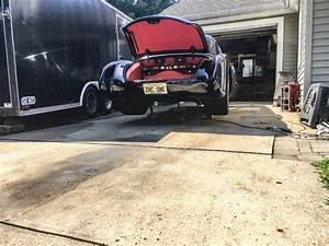 1960 Chevrolet Corvette Coupe Black Rwd Manual