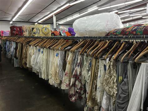 thrift store in new orleans white blue thrift
