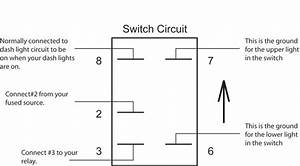 Illuminated Toggle Switch Wiring Diagram How To Wire A 3