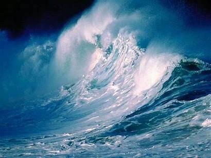 Wave Wallpapers Desktop Waves Backgrounds Huge Massive