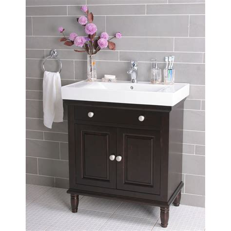 Narrow Depth Bathroom Vanity With Sink by Stockholm Single Bathroom Vanity Single Sink Vanities At