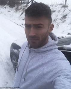 Kem Cetinay and Jake Quickenden involved in a car crash ...