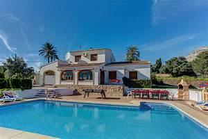 villa mellissa in javea costa blanca villa plus With location de villa a agadir avec piscine