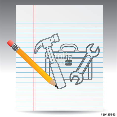 Tool Box Drawing At Getdrawingscom  Free For Personal