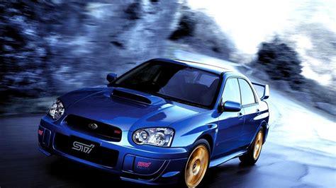 Subaru Impreza Car HD Wallpaper 1080p - 9to5 Car Wallpapers