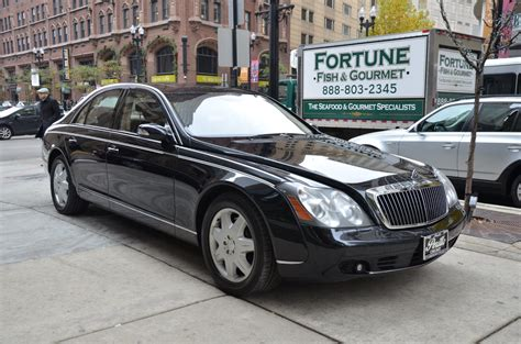 2008 Maybach 57 Stock # B606aa For Sale Near Chicago, Il