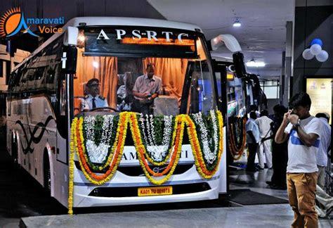 features  amaravati scania buses news
