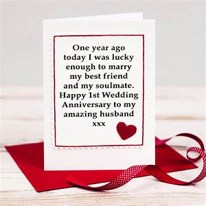 handmade first anniversary card by jenny arnott cards With one year wedding anniversary card