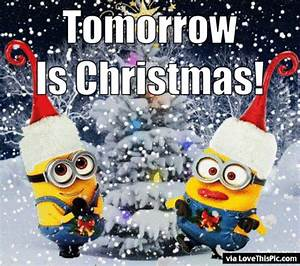 Tomorrow Is Chr... Animated Minion Quotes