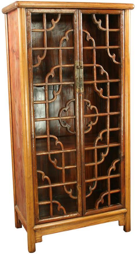 ebay china display cabinet antique display cabinet geometrical bookcase ebay