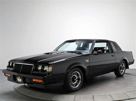 Buick Grand National Wallpaper by 1987 Buick Regal Grand National T Wallpaper