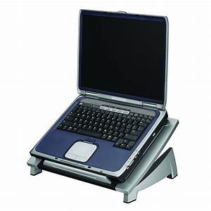 Support Pour Pc Portable : fellowes support pour ordinateur portable office suites accessoires pc portable fellowes sur ~ Mglfilm.com Idées de Décoration