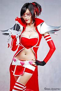 Heartseeker Vayne cosplay | League of Legends | Pinterest