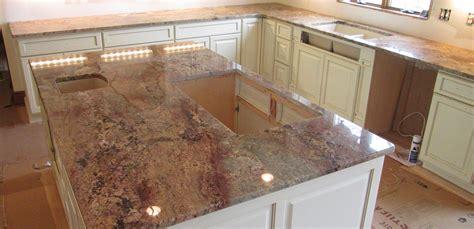 kitchen faucets for granite countertops granite kitchen countertop island w 3 8 top radius