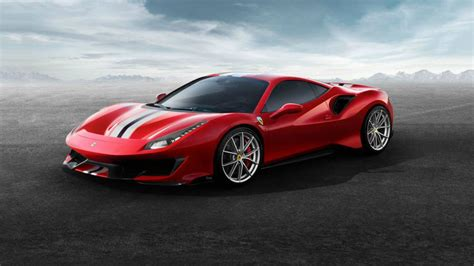 Ferrari 488 Pista Debuts In Geneva  The Drive