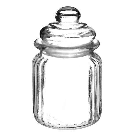 bocal en verre h 13 cm maisons du monde
