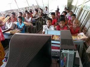 Bangladesh  School Boats Foster Hope