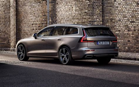 Volvo 2020 Fuel Consumption by Volvo 2020 Volvo V60 Overview 2020 Volvo V60 Cross