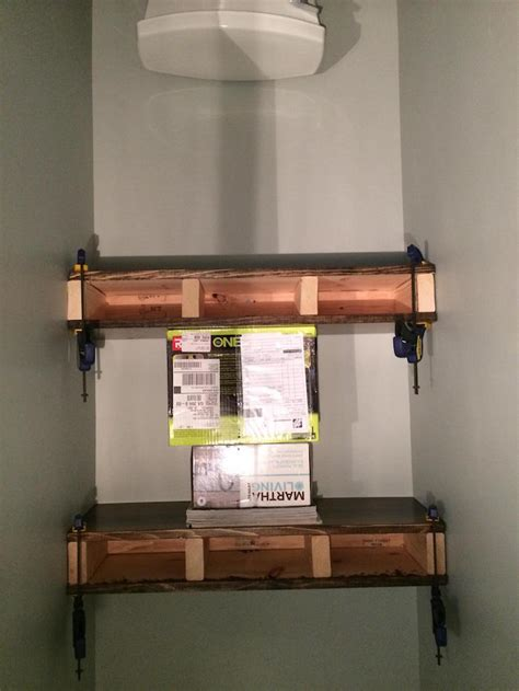 meuble a balai pour cuisine 1001 idées étagère wc 40 modèles pour trouver le