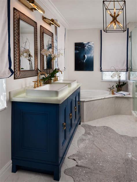 illuminating ideas  beautiful bathroom lighting hgtv