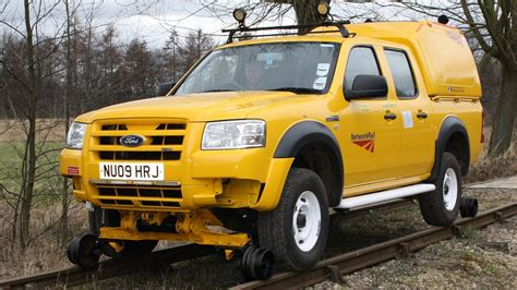 rail ranger delivered to helmsdale scotland aquarius