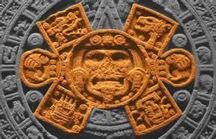 mito de los cinco soles piedra del sol calendario azteca