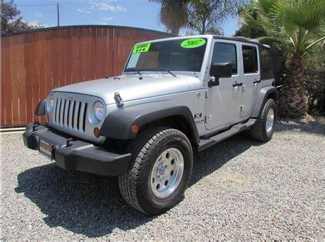 jeep wrangler unlimited  sport utility