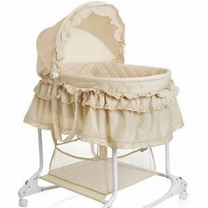 Bett Für Baby : stubenwagen babyschaukel baby wiege kinder himmel bett ~ Watch28wear.com Haus und Dekorationen