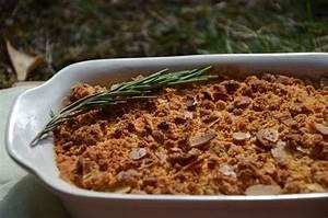 Crumble Salé Parmesan : crumble au fenouil amandes et parmesan ma cuisine ~ Nature-et-papiers.com Idées de Décoration
