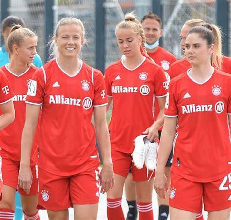 Wir halten den blick logischerweise weiter in neon im hause football, da geht's jetzt auch los. Fc Bayern Frauen Champions League Auslosung - SWISTREND