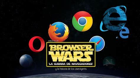 browser wars la historia de la guerra de navegadores