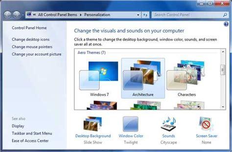 m s graphics unable to change desktop background in windows 7