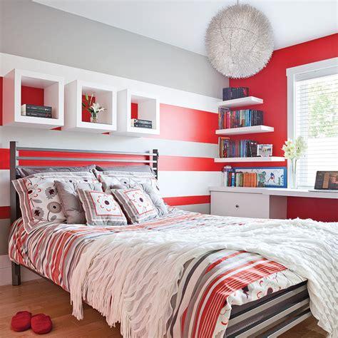 chambre en gris et blanc color zoning en gris et blanc chambre