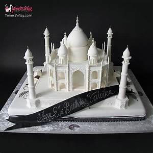 Taj Mahal Cake - Yeners Way
