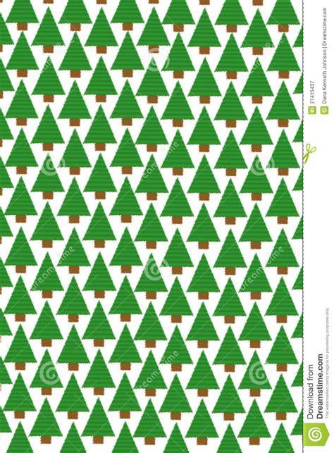 pine tree pattern stock illustration image  christmas