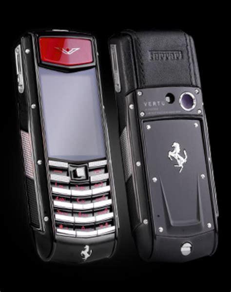 complete mobile phone solution vertu ascent ti