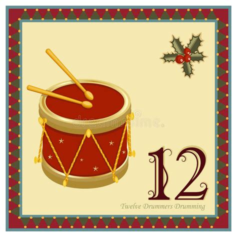 The 12 Days Of Christmas Royalty Free Stock Photography  Image 17221507