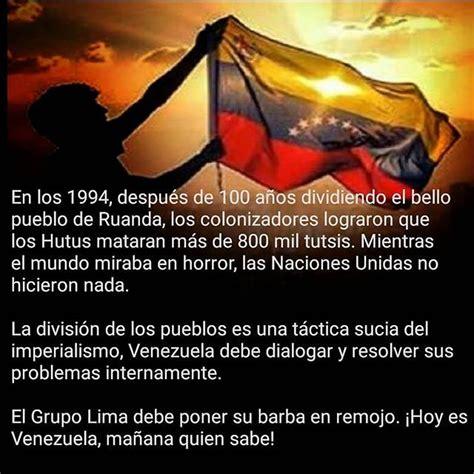 Dialoga Venezuela . . #DialogaVenezuela #Venezuela #ceroinjerenciaextranjera # ...